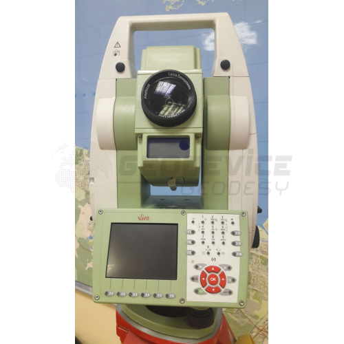 "Тахеометр Leica TS11 Plus R1000 1"" б/у"